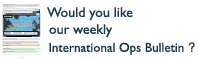 Would you like our Weekly International Operations Bulletin
